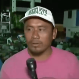 Watch–Caravan Migrant Admits to Previously Being Deported from U.S. for Attempted Murder