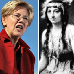 Watch–Elizabeth Warren: 'No One, Not Even Trump' Can Take Away My American Indian Heritage
