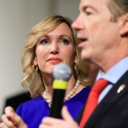 Watch – Rand Paul's Wife: I Sleep with a Loaded Gun Thanks to Liberals' Threats