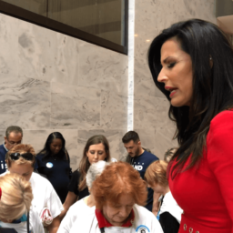Watch: Women for Kavanaugh Pray for Peace, Healing on All Sides