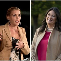 Actress Busy Philipps Brags About Giving Sarah Sanders 'a Mean Look' at Disney World