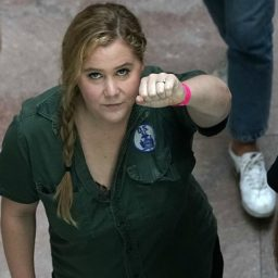Amy Schumer: My Pregnancy was 'All the More Reason' to Protest Kavanaugh
