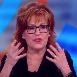 Behar Speculates Trump, Hyde-Smith 'Don't Care' About 'History and the Hurt of Mississippi's Lynchings'
