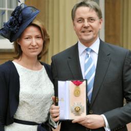 Britain's Top Civil Servant Dead at 56