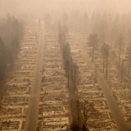 California: Ferocious Fires Spark Health Concerns as Death Toll Hits 59