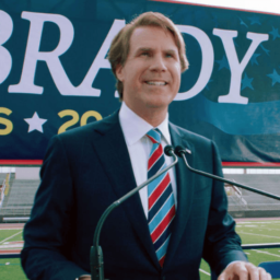 Carpetbagging: Will Ferrell Joins Doug Jones in Alabama Urging Democrats to Vote