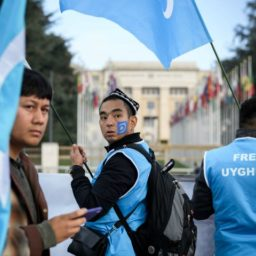 China Rejects U.N. Demands to Close Uighur Detention Camps