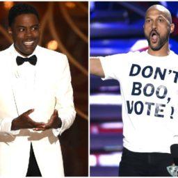 Chris Rock, Keegan Michael Key Warn 'They Trying to Keep Black People from Voting'
