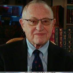 Dershowitz: Mueller Report Will Be 'Politically Very Devastating' — But There Will Be No Criminal Case
