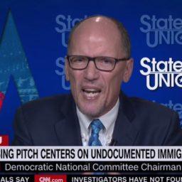 DNC Chair Perez: GOP's Closing Midterm Argument 'Appeals to Racists'