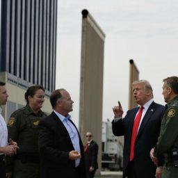 Donald Trump Hits a Congressional Wall on Border Wall Funding