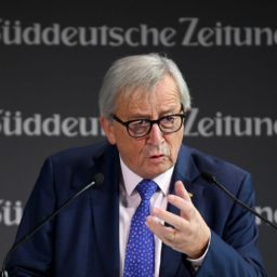 EU Chief Juncker Attacks Nations Leaving UN Migration Pact, Slams 'Stupid Populists'