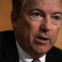 Exclusive – Rand Paul: Next A.G. Must Defend Individual Liberty from Power-Hungry Deep State
