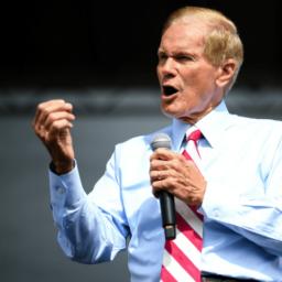 Far-Left Politico, CNN Say Democrat Bill Nelson Can't Win FL Recount