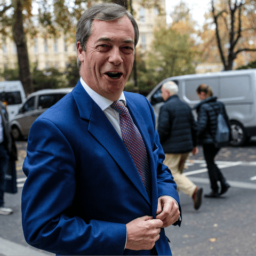 Farage Celebrates Wave of Resignations from May Govt: 'It Seems She Won't Survive the Week'