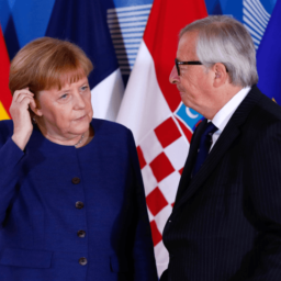 German Populist Blames 'Stubborn, Intransigent' Merkel and Brussels For May's Brexit Failure