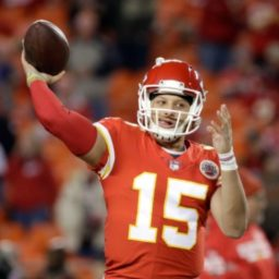 Heinz Offers Patrick Mahomes Ketchup for Life if He Scores 57 Touchdowns This Year