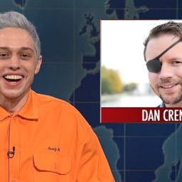 'Hitman in a Porno Movie': SNL's Pete Davidson Mocks GOP Candidate Dan Crenshaw, Who Lost His Eye in Afghanistan