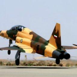 Iran Flaunts Fighter Jet Production Ahead of 'Great Satan' U.S. Sanctions