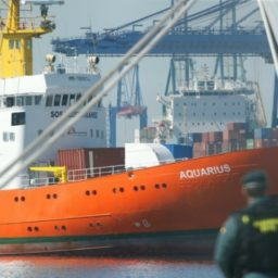 Italy Orders Seizure of Migrant Transport Vessel Accused of Dumping Toxic Medical Waste