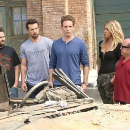'It's Always Sunny in Philadelphia' Cast, Adam Scott Canvas for CA Democrat Katie Hill