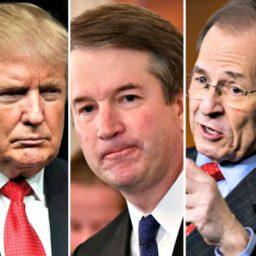 Jerry Nadler: Democrats Will 'Impeach Kavanaugh,' Investigate Trump