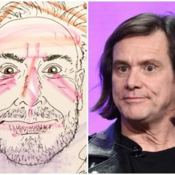 Jim Carrey Targets Mark Zuckerberg with 'F*ck You' Message in Binary