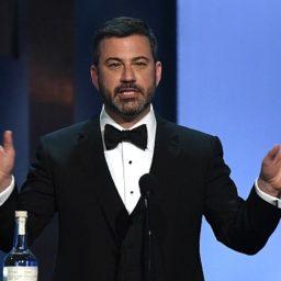 Jimmy Kimmel: 'We Must Protect' Ruth Bader Ginsburg 'at Any Cost'