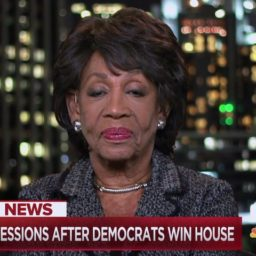 Maxine Waters: Trump Is Trying to Stop Mueller Probe — 'He Wants to Act Like a Dictator'