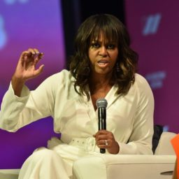 Michelle Obama Tried to 'Block It All Out' After Trump Won Presidency