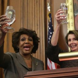 More Black Caucus Dems Endorse Pelosi After Maxine Waters Endorsement