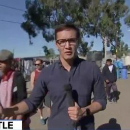 MSNBC Reporter with Migrants: Most Are Men, Some Haven't Shown 'Need for Asylum'