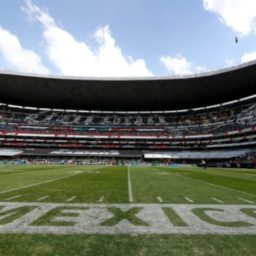 NFL to Play Mexico City in 2019 Despite Field Fiasco