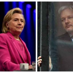 Nolan: The DOJ Charging Julian Assange Underscores the Special Treatment of Hillary Clinton