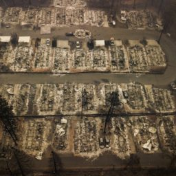 Northern California Wildfire: 63 Dead; Number of Missing People Hits 631