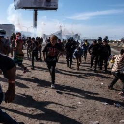 Obama Used Tear Gas At Least 80 Times at Border