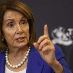 Pelosi: Bipartisan Background Check Legislation 'Will Be a Priority'