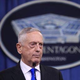 Pentagon Conducts First Full Audit Under Defense Secretary Mattis
