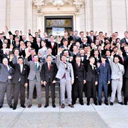 Photo: Wisconsin High School Students Appear to Perform Nazi Salute