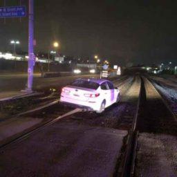 Police: Pennsylvania Woman Blames GPS for Driving onto Train Tracks