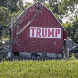 Poll: 79% of Farmers Sticking with Trump