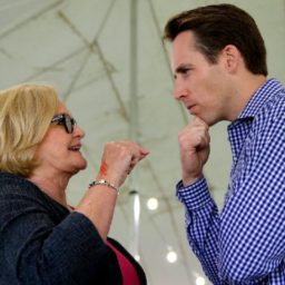 Poll: GOP's Hawley Maintains Lead over Democrat McCaskill in Missouri