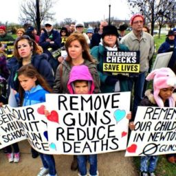 Poll: Only 11 Percent of Voters Were Motivated by Gun Policy