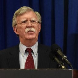 Report: Iran Ready to Teach 'Chronic Sadist' John Bolton 'a Lesson'