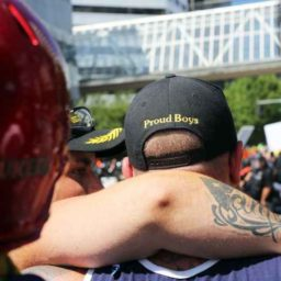 Report: 'Proud Boys' Classified as 'Extremist Group' by FBI