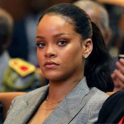 Rihanna Accuses U.S. of 'Terrorism' for Spraying Tear Gas at Border