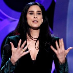 Sarah Silverman Leads Hollywood Women Promoting 'Shout Your Abortion' Book