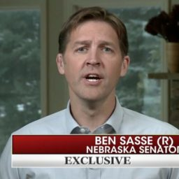 Sasse: Trump Is 'Being So Weak' on the Saudis