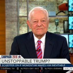 Schieffer: Midterm Results 'a Referendum on Us'