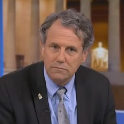 Sherrod Brown: Trump's 'Phony' Populism Is 'Anti-Semitic,' 'Racist'